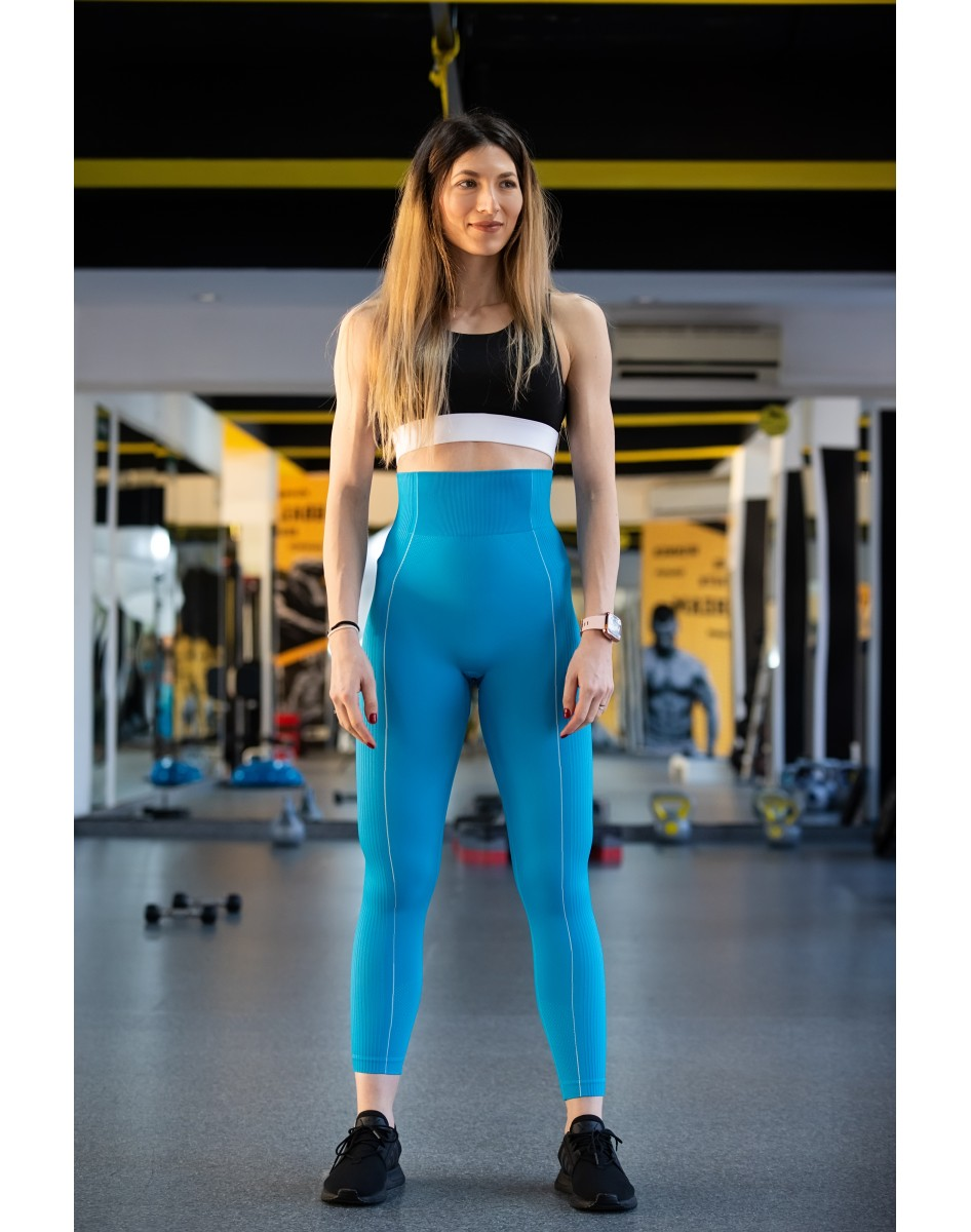 Colanti  Fitness  - Albastri